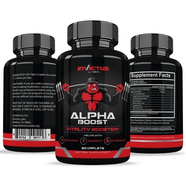 Broscience Alpha Boost Review bottles