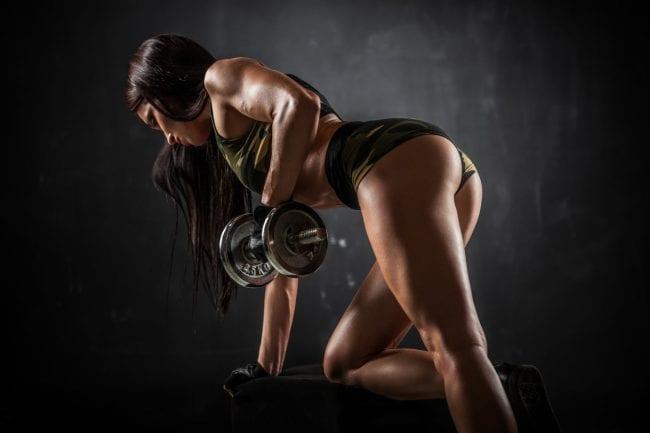 Broscience Fitmiss Burn Musclepharm Review strength