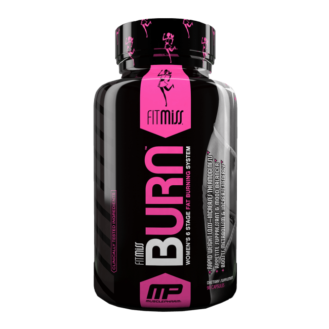 Fitmiss Burn Musclepharm Review: Few Reasons It Might Not Work