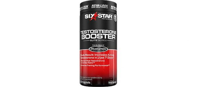 Broscience Six Star Testosterone Booster Review bottle