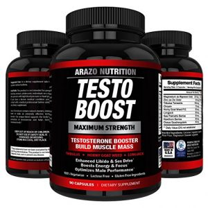 Testoboost Review – Can the Ingredients Cause Side effects ?