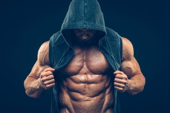 Broscience bodybuilder