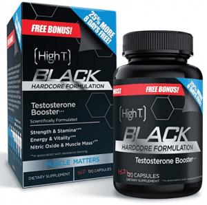 high t black testosterone