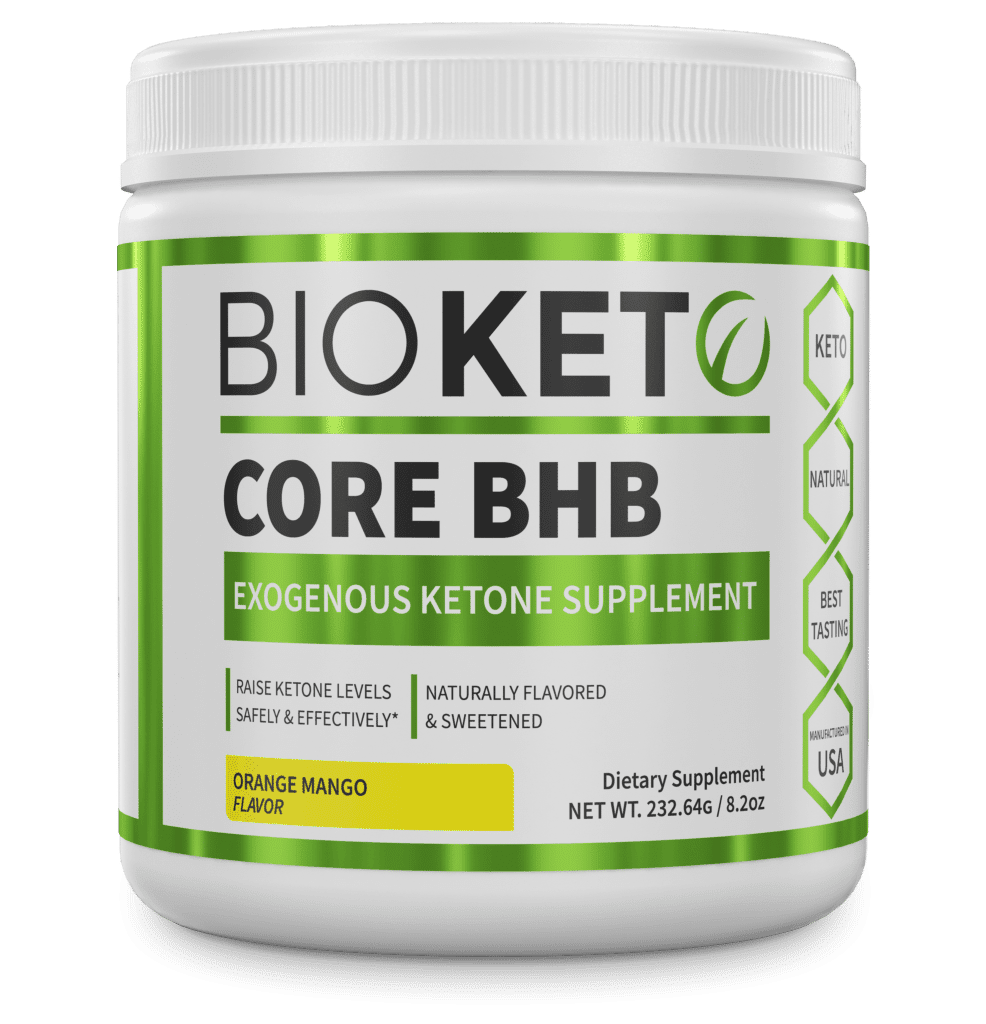 core bhb for best ketosis supplements