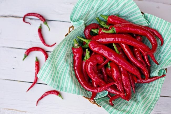 fat burning foods cayenne
