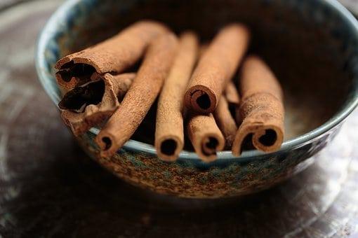 fat burning foods cinnamon