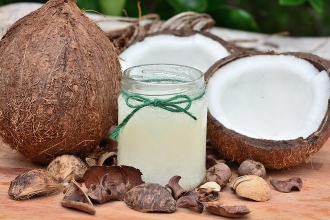 fat burning foods coconut