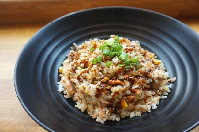 how to get bigger arms rice