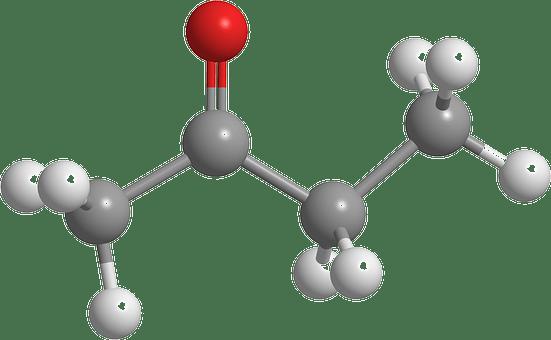 ketone molecule supplements
