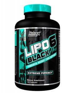 lipo 6 black hers review bottle
