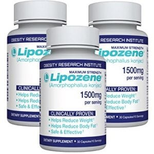 Lipozene Review – Shocking Side Effects & Bad Ingredients