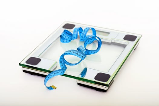 measurable weight loss