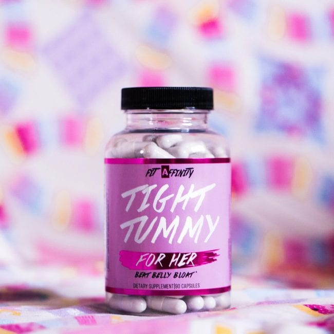 tight tummy bottle