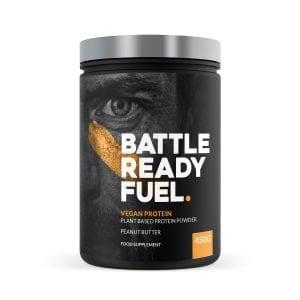 battle ready fuel vegan protein