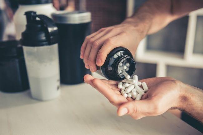 best supplements for men tablets
