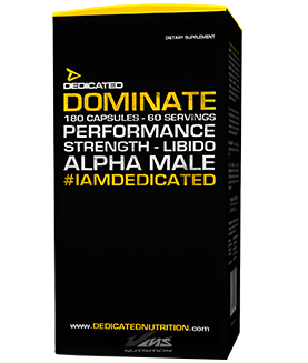 dedicated nutrition review dominate