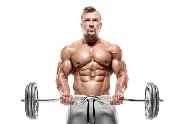 muscle pumping