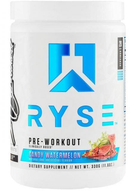 ryse supplements review pre