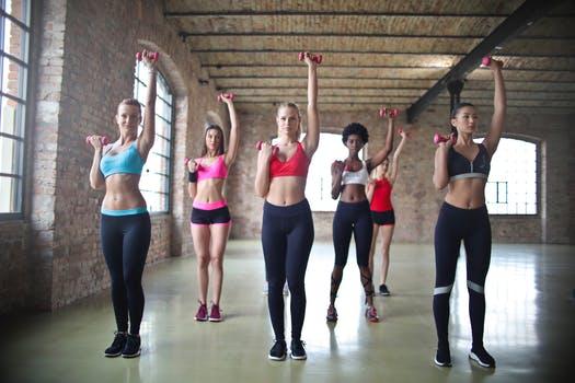 skinny gal rockstar review exercise
