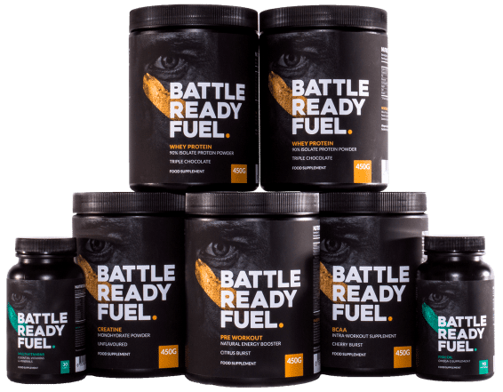 build muscle mass bundle brf