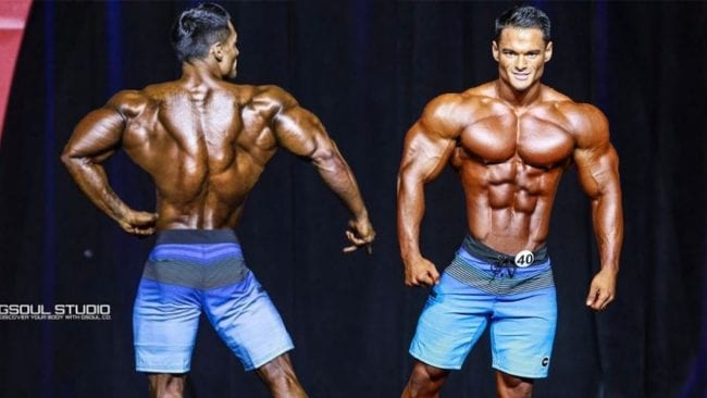 mr olympia 2018 mens physique results