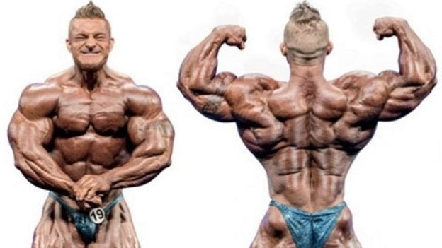 olympia 2018 212 results