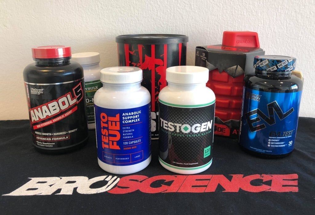 broscience testosterone booster reviews