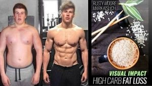 High Carb Fat Loss Review: WTF? Get Under 6% Body-Fat by Eating Pizza?
