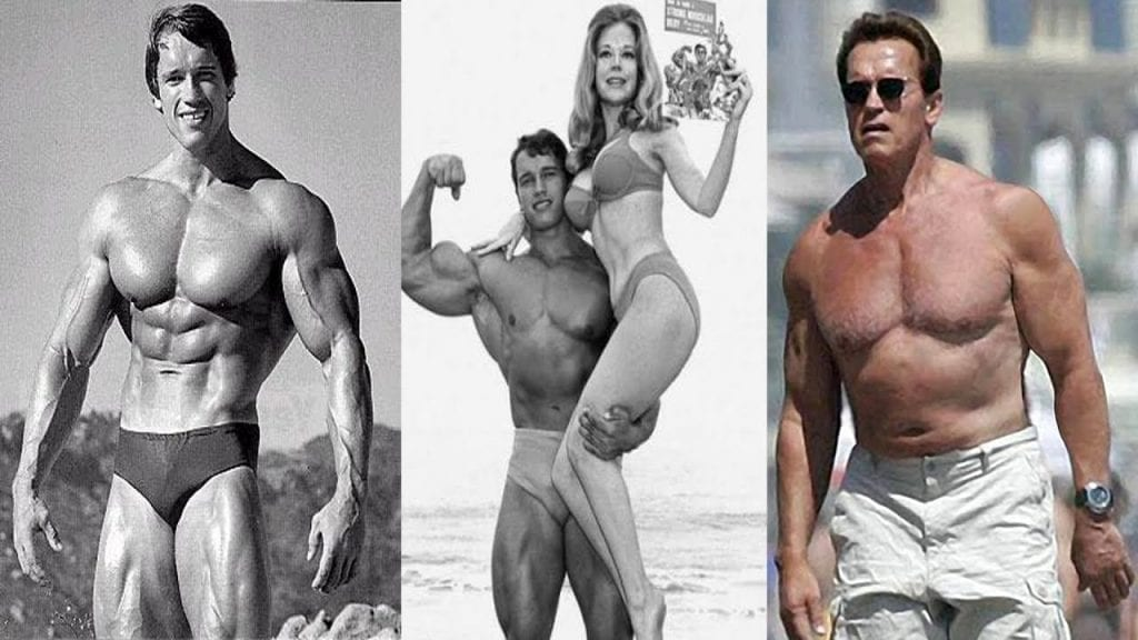 how to build muscle when old