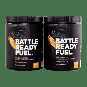 Battle Ready Fuel Whey Protein