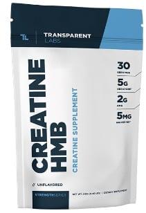 Creatine HMB by Transparent Labs