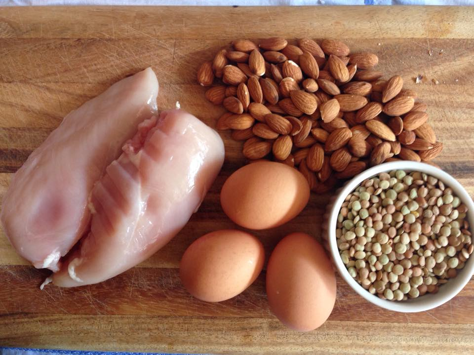 Eat Sufficient Protein