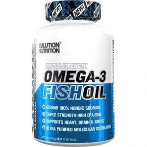 Evlution Nutrition Fish Oil