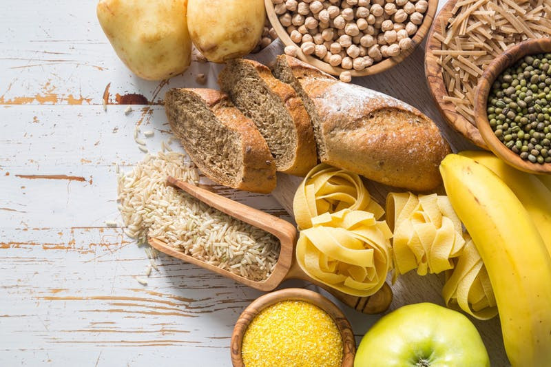 Maximize Your Carb Intake