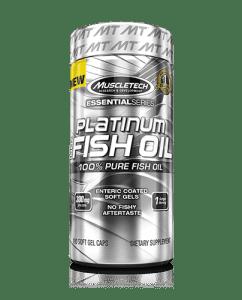 Platinum 100% Fish Oil