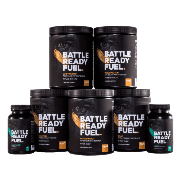 Powerlifting Supplement Stack