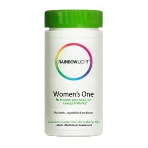 Rainbow Lights Women's Multivitamin
