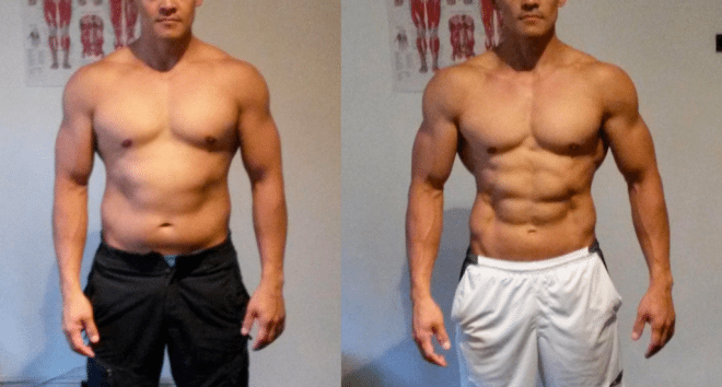 dianabol results before and after