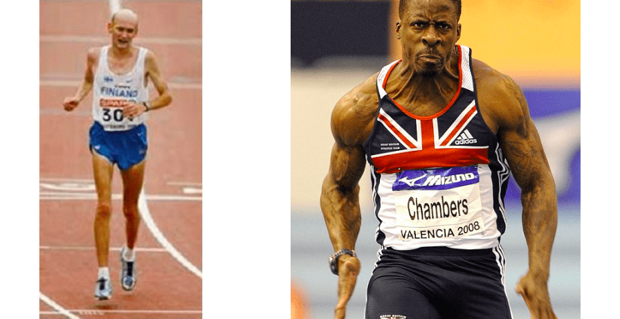 sprinting vs long distance featured images