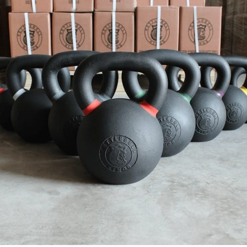Kettlebells. And All About Them.