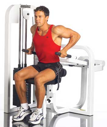 resistance machines for building muscle