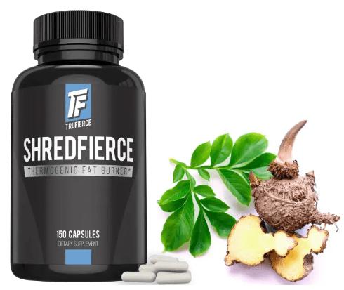 shredfierce fat burning supplement
