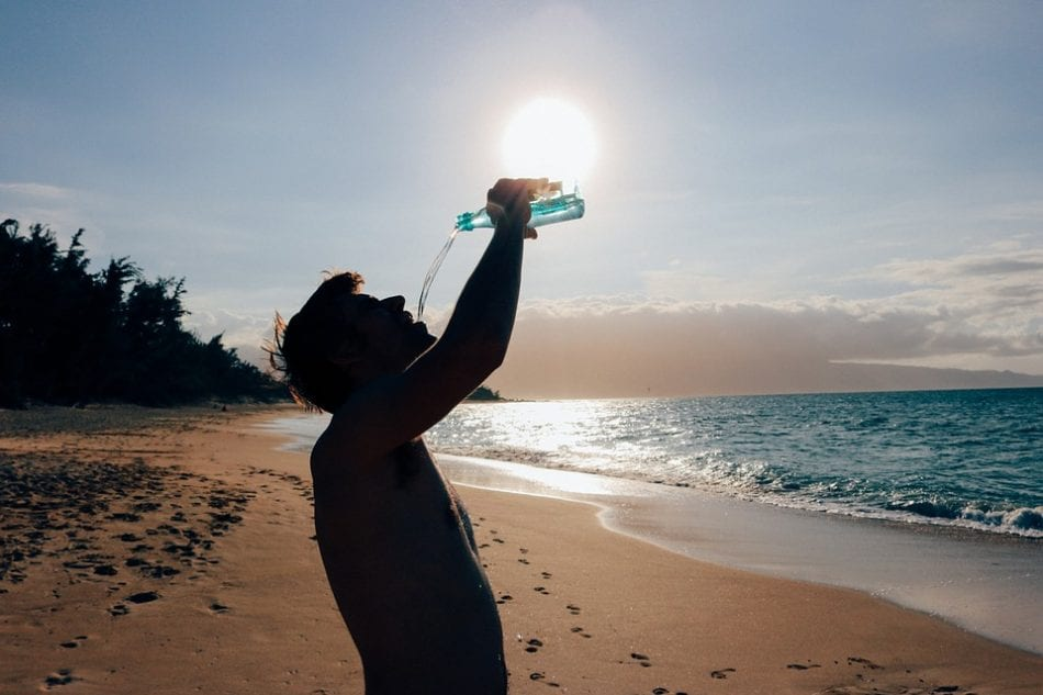Assure proper hydration