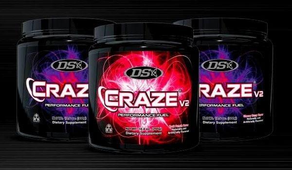 Craze Pre Workout Review