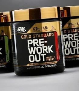 Gold Standard Pre Workout Review