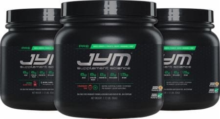Pre Jym Workout Review