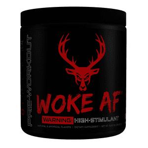 Bucked Up vs Woke AF