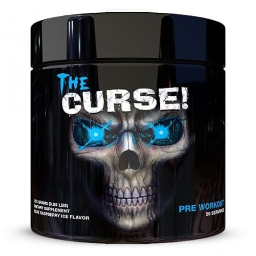 The Curse Pre Workout Review
