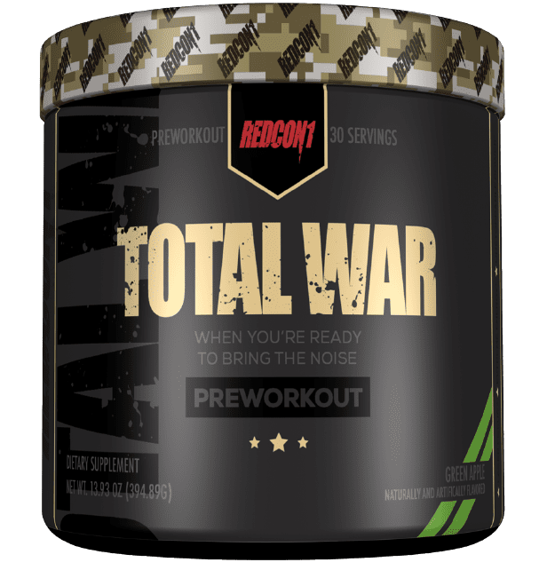 Total War Pre Workout Review