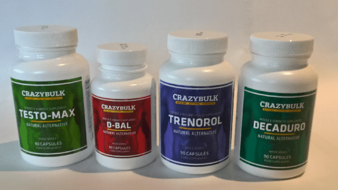 legal steroids bulking stack